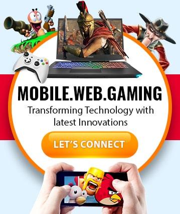 Mobile, Web, Game App Development